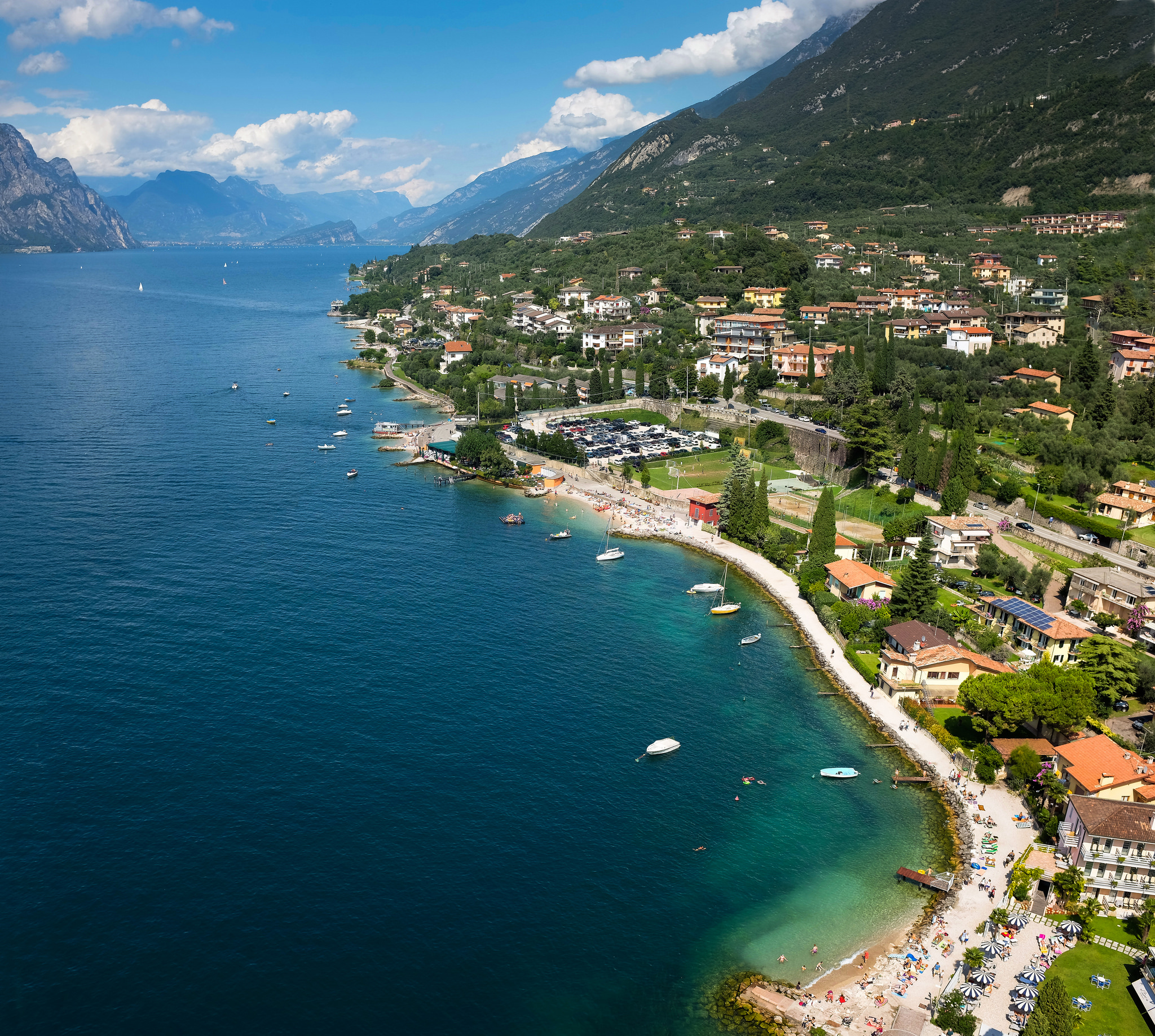 Lake Garda Bike Tour Italy Tripsite