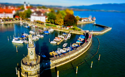 Konstanz on Lake Constance, Germany. Flickr:Kiefer
