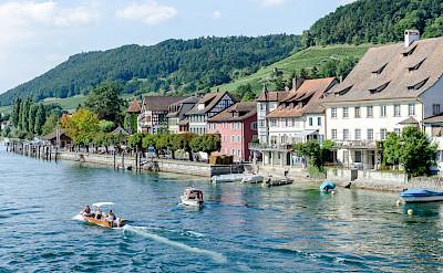 Stein am Rhein, Switzerland. Flickr:Luca Casartelli
