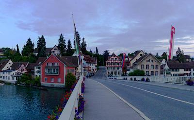 Bike rest in Stein-am-Rhein, Switzerland. Flickr:Curran Kelleher