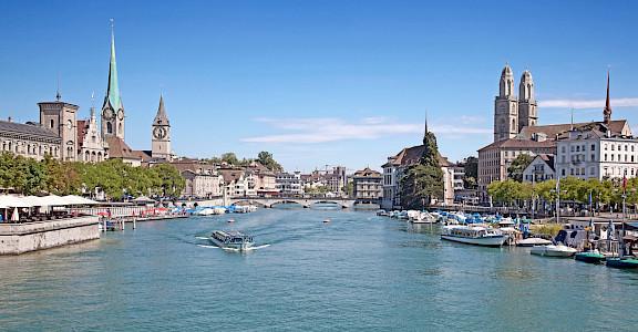 Beautiful Zurich, Switzerland. Flickr:Hotel Wellenberg