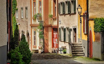 Graf Wilhelm Strasse in Bregenz, Vorarlberg, Austria. Flickr:Stefan Jurca