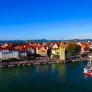 Island of Lindau on the Bodensee, Germany. Flickr:Kiefer