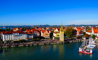 Island of Lindau on the Bodensee, Germany. Flickr:Kiefer