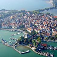 Lindau Island on Lake Constance, Germany. Flickr:Blendeauf