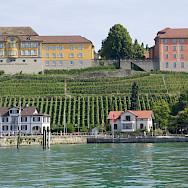 Lovely homes along Lake Constance, aka Bodensee. Flickr:Patrick Nouhailler