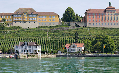 Lovely homes along Lake Constance, aka Bodensee. Flickr:Patrick Nouhailler