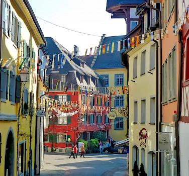Around Lake Constance - 12 Day