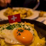 Rosti, a traditional Swiss dish. Flickr:t-mizo