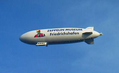 Birthplace of the Zeppelin, Friedrichshafen, Germany. Flickr:Waithamai