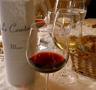 Fine wines every day! Photo via Wikimedia Commons:pra