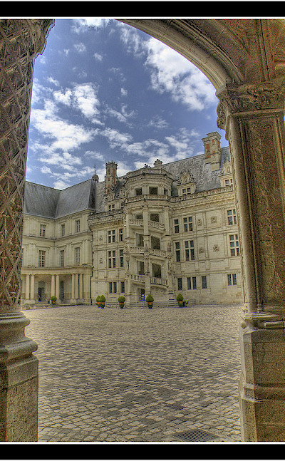 Château de Blois. Flickr:@lain G