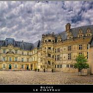 Château de Blois is a grand wonder! Flickr:@lain G