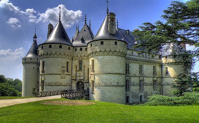 Château de Chaumont in the Loire Valley, France. Flickr:@lain G