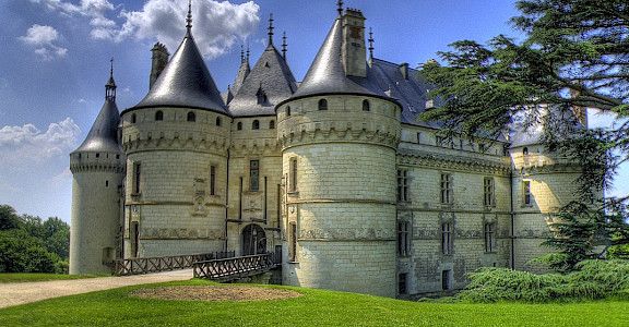 Château de Chaumont in the Loire Valley, France. Flickr:@lain G