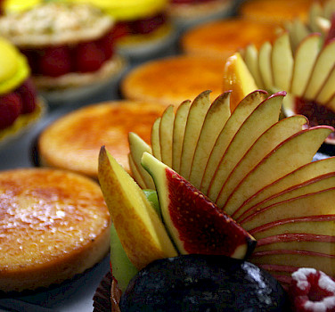 Pedaling for pastries in France. Photo via Flickr:aaaceto
