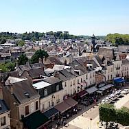 Town of Amboise. Flickr:Moto Itinerari