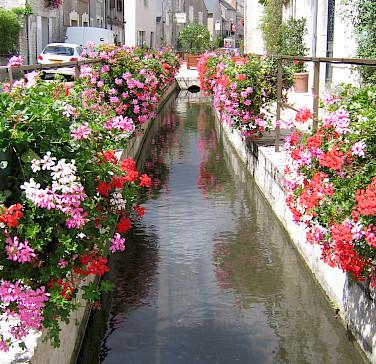 Beaugency, France. Photo courtesy Tour Operator.