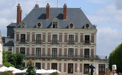 Maison de la Magie in Blois in the Loir-et-Cher department. Photo courtesy TO