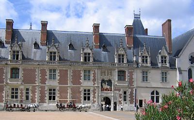 Château de Blois in Blois, Loire Valley, France. Photo courtesy TO