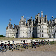 Château de Chambord, Loire Valley, France. Photo courtesy TO