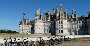Chateau de Chambord, Loire Valley, France. Photo courtesy Tour Operator.