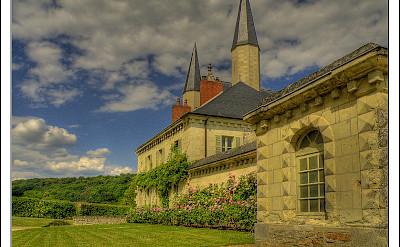 Abbaye de Fontevraud in Fontevraud, France. Flickr:@lain G