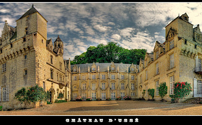 Château d'Usse is a magical! Flickr:@lain G