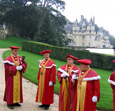 Chateau d'Usse. Photo courtesy of LVT.