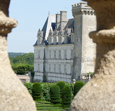 Chateau de Villandry. Photo courtesy of LVT.