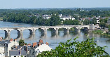Saumur. Photo courtesy of LVT.