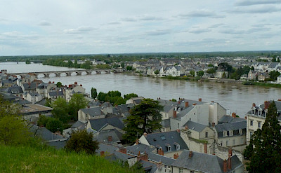 Saumur, France. Flickr:Laurent Goujon