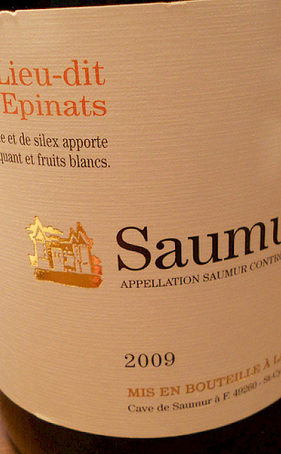 Saumur wine! Flickr:jamesonf