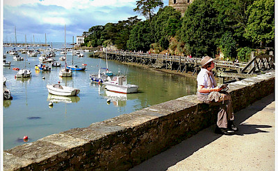 Le Croisic, France. Flickr:jean bal