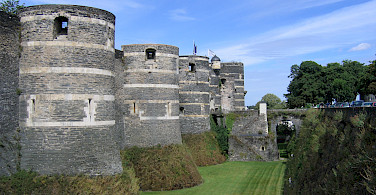 Chateau d'Angers. Photo courtesy of LVT.