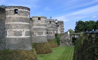 Chateau d'Angers. Photo courtesy of TO