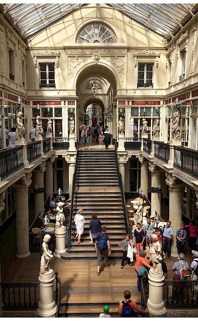 Nantes, France. Flickr:Jean Balczesak
