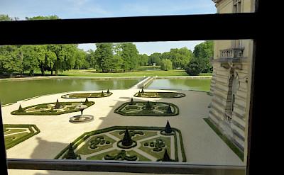 Château de Chantilly in France. Flickr:Vania Wolf