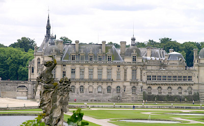 Château de Chantilly. Flickr:helloLapomme