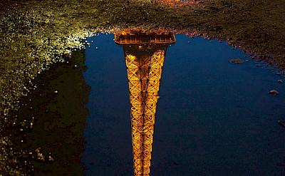 Eiffel Tower, Paris, France. Flickr:luc.viatour
