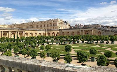 Palace Versailles & Gardens. Flickr:Kate Johansen