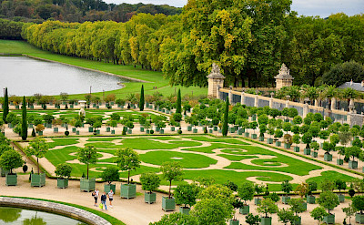Palace Versailles & Gardens. Flickr:Kimberly Vardeman