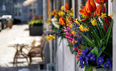 Café in Maastricht, the Netherlands. Flickr:Jorge Franganillo