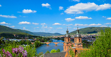 Miltenberg in Bavaria, Germany. Photo via Flickr:Kiefer