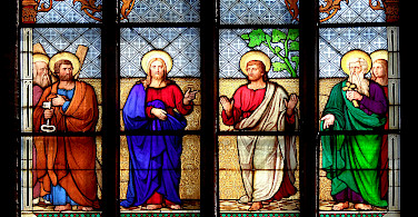 Stadtkirche St. Bartholomaei in Demmin, Germany. Photo via Flickr:onnola