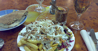 Typical Polish food. Photo via Flickr:cervus