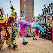 Mantua a Venecia o Venecia a Mantua Foto