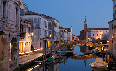 Canale di Chioggia, Veneto, Italy. Photo via Flickr:Machovicz Photography