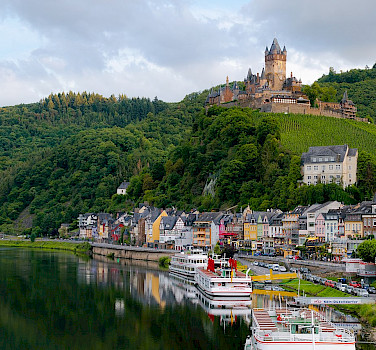 Koblenz a Merzig