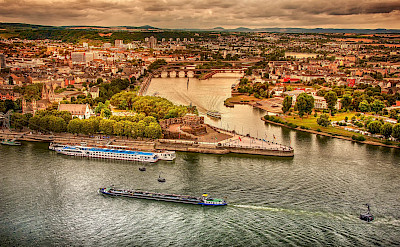 Koblenz, Germany. ©TO